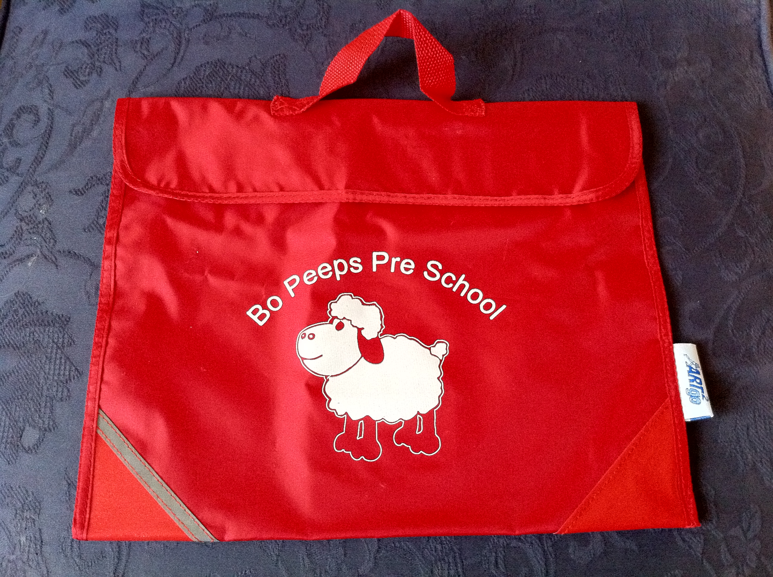Bopeeps Preschool Bag